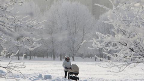 В Белоруссии почти 50 человек умерло от морозов с начала зимы