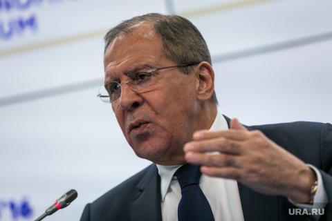 Лавров и Тиллерсон провели переговоры по Сирии