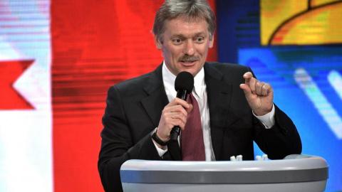 Песков уличил президента Лит…