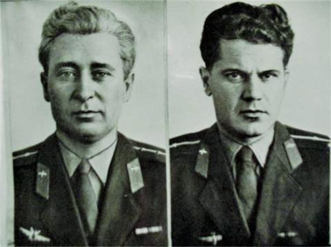 Как советские летчики в 1966…