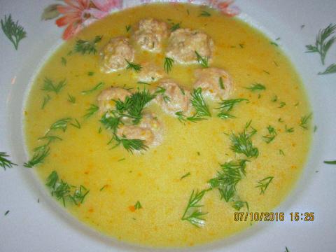 Суп - пюре из кабачков 2 рецепта