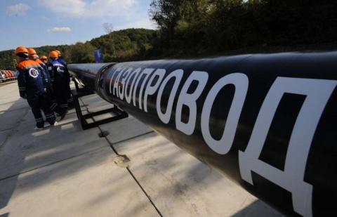 «Газпром» построил почти 100…