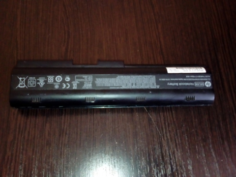 Реанимация аккумулятора ноутбука