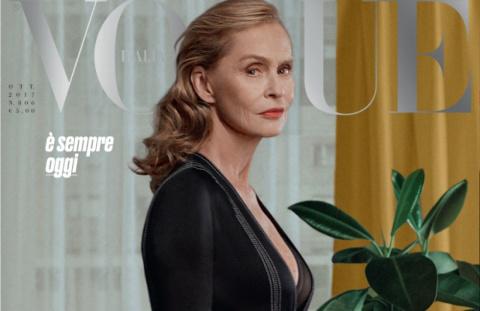 Vogue посвятил номер женщина…