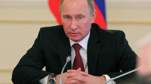 Владимир Путин: Россия не даст террористам возможности прикрываться живыми людьми, как щитом и не поддастся на их шантаж