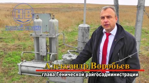 Попался украинский чиновник,…