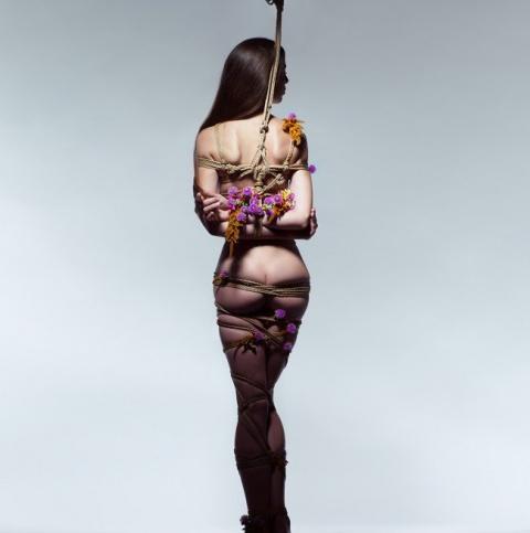 Красота не для слабонервных… Провокационное искусство шибари