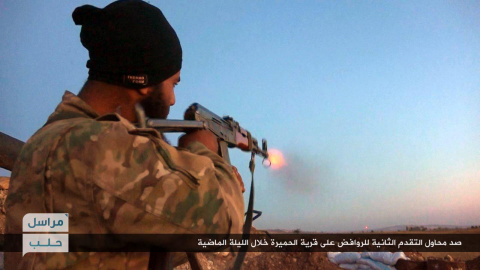Один из главарей сирийской «…