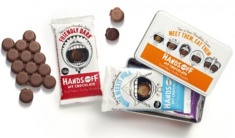 Голландцы призывают не делиться шоколадом