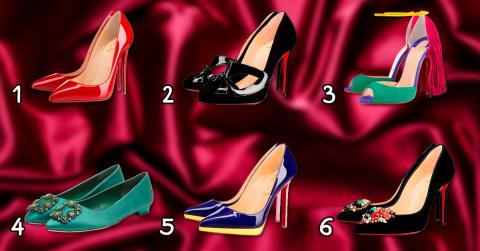 Какие туфли Вы бы выбрали се…