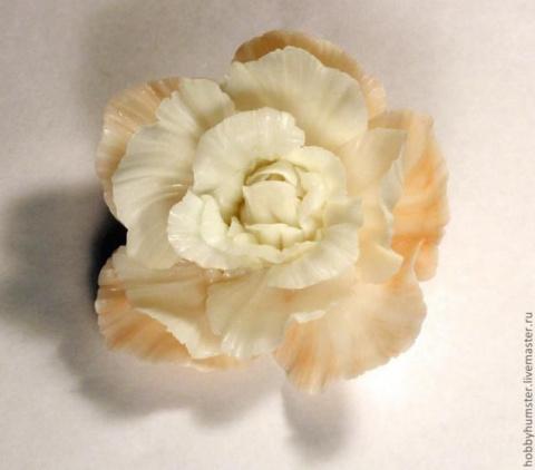 Как сделать цветок из полиморфуса