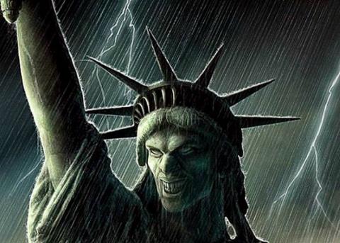 Разъединённые Штаты Америки.…