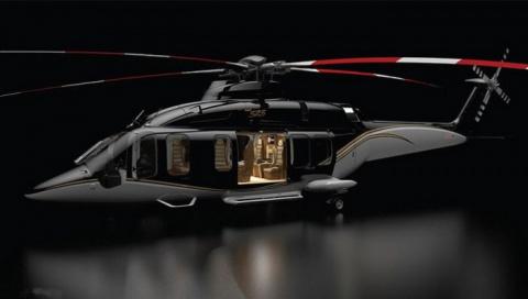 Офис-вертолёт за $15 млн для…