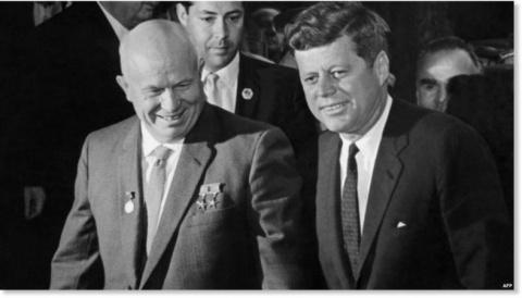 Что знал об НЛО Кеннеди и не…