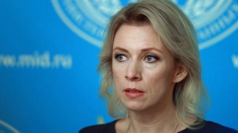 Захарова напомнила США о $500 млн, отправленных в Россию к выборам 1996 года