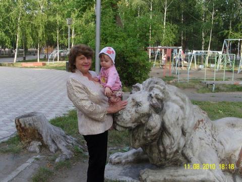 Людмила Рогулина