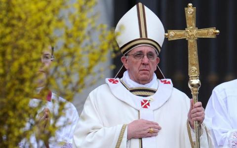 Папа Римский желает посетить Донбасс