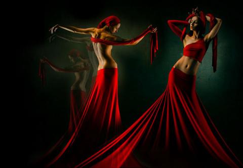 Искусство восточного танца