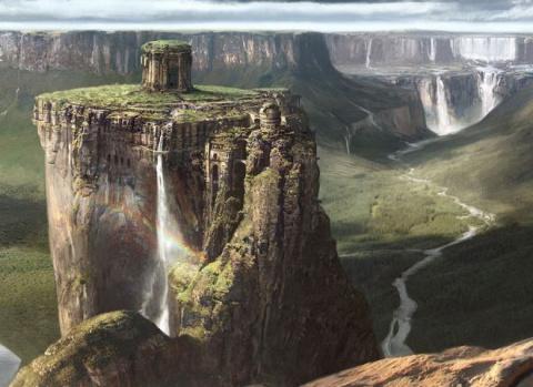 Затерянный мир Богов Южной Америки