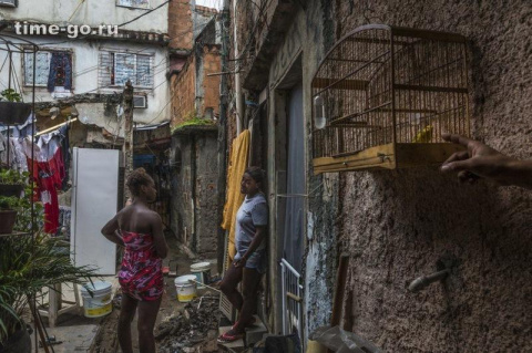 «Ад на земле»: фото бразильс…
