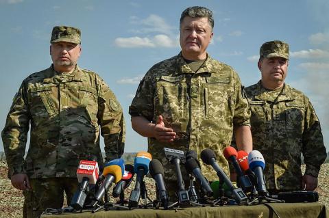 Порошенко пошел на новую провокацию против России