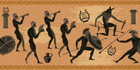 5 фактов из древнегреческой мифологии, которые вам забыли рассказать в разных сборниках мифов (18+)