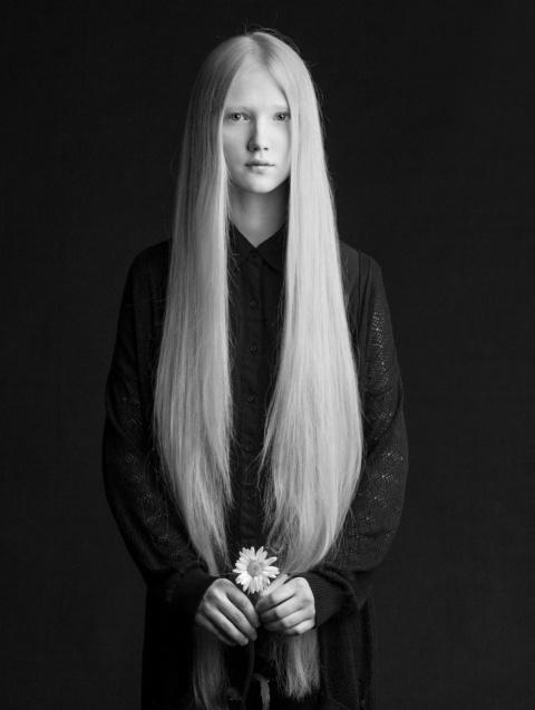 18 мощных черно-белых фотографий