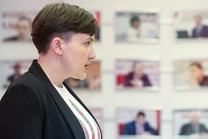 Савченко назвала создание Малороссии криком о помощи