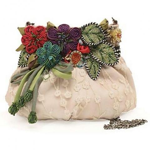 Сказочные узоры в сумках Mary Frances или идеи для творчества....