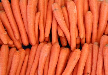 морковь источник витаминов для сухой кожи