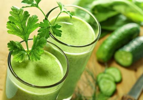 Огуречный сок — «ЖИВАЯ» вода для вашего здоровья и молодости!