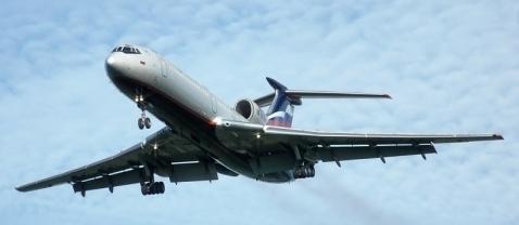 Финляндия завершила расследование вторжения Ту-154 в своё воздушное пространство