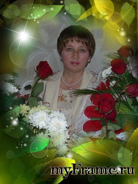 Алевтина Шаврина (Соловьева)
