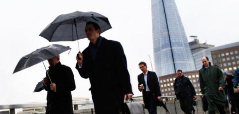В Германию приедут 10 тысяч банкиров из-за Brexit'а