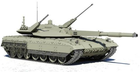 """Новейшие танки """"Армата"""" пока…"""