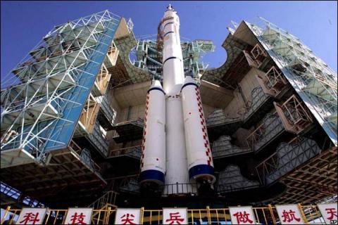 """Китай крепко держится за свой козырь в гонке космических вооружений (""""Сянган чжунпиншэ"""", Гонконг)"""