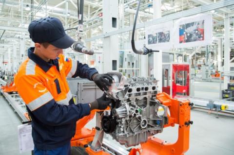 Ford начинает закупать в России комплектующие для европейских заводов