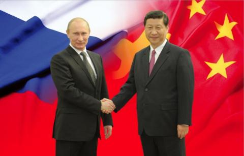 ДОЛЛАР ТОНЕТ: Россия и Китай наносят сокрушительный удар по США. На подходе Турция