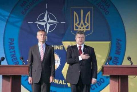 Украина и НАТО: любит – не любит