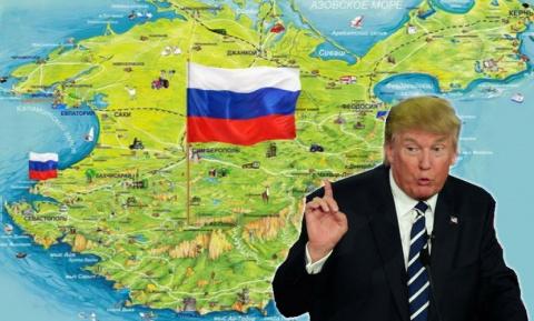 Трамп может разрубить «крымс…