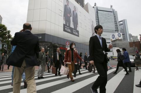 Спадом японской экономики обеспокоены в мире