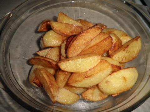 Вкусный картофель с хитринкой