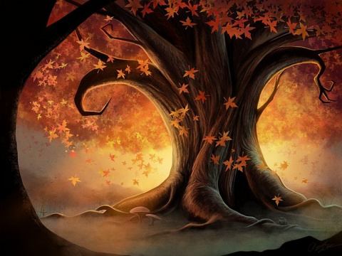 Притча: Дерево Любви