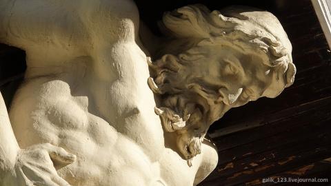 Усадьба Морозовых в Подсосен…