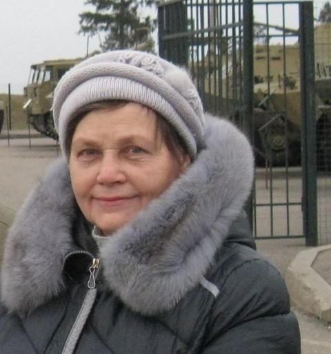 Кирюхина Анна Ивановна
