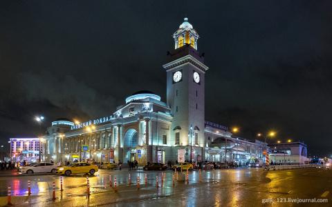 99 лет Киевскому вокзалу