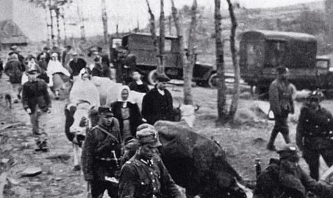 Вятрович и его УИНП против операции «Висла». Владислав Гулевич