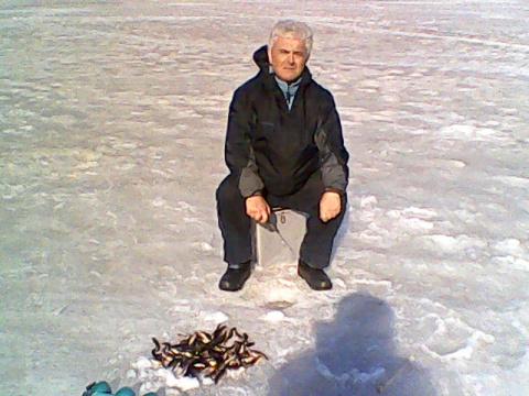 №081.Закрыл зимний сезон и, как я, невольно стал браконьером на одном рыболовном сайте.