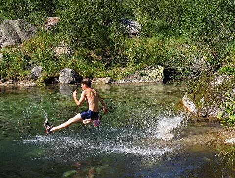 Бегом по воде