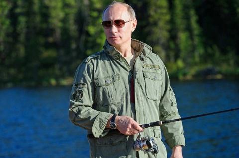 Удилище Кремля. На Украине запретили российский телеканал «Охотник и рыболов»